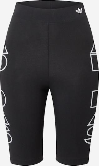 ADIDAS ORIGINALS Shorts in schwarz / weiß, Produktansicht