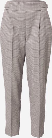 DKNY Pantalon en beige / bleu marine / marron / rouge, Vue avec produit