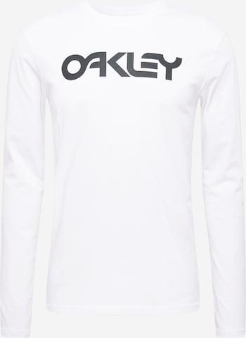 Maglia funzionale 'MARK II' di OAKLEY in bianco