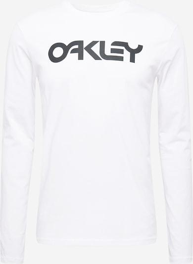 OAKLEY Camiseta 'MARK II' en negro / blanco, Vista del producto