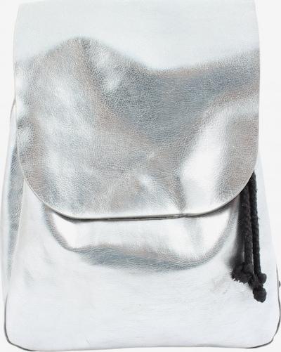 even&odd Mini-Rucksack in One Size in silber, Produktansicht