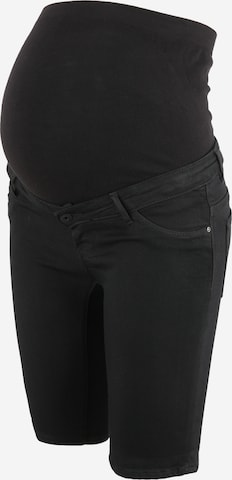 Only Maternity Jeans 'Rain' in Black