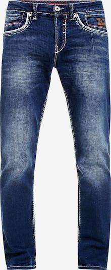 Rusty Neal Jeanshose 'Manter' in blau, Produktansicht