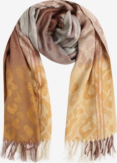 SAMAYA MODESCHAL 'VIARI' in beige / braun / gelb, Produktansicht