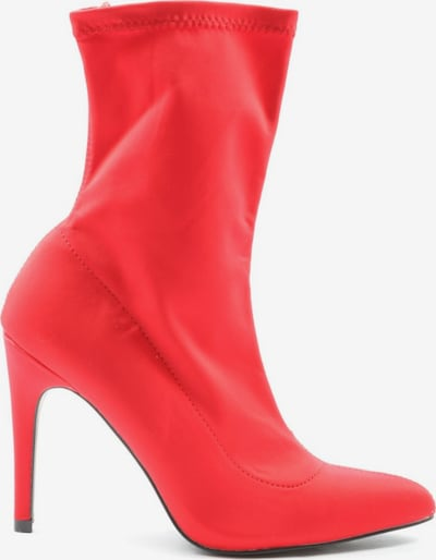 NEW YORKER Booties in 37 in rot, Produktansicht
