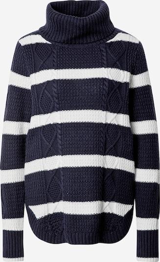 GAP Pullover in blau / weiß, Produktansicht