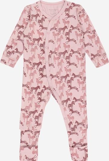 Hust & Claire Pidžama 'Mulle' rožkrāsas / rožains / bordo, Preces skats