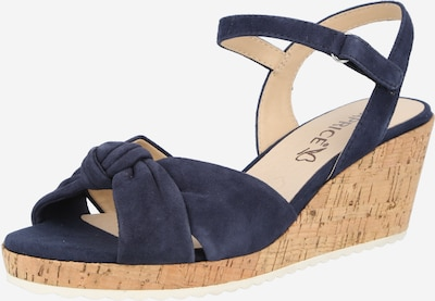 CAPRICE Sandale 'CACTUS' in dunkelblau, Produktansicht