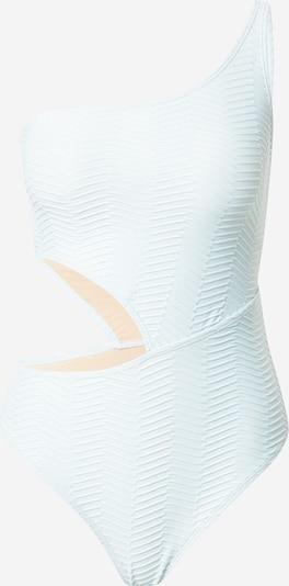 Cotton On Body Badeanzug in hellblau, Produktansicht