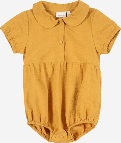 NAME IT Overal 'NBFHAYA SS SUIT' - zlatě žlutá, Produkt