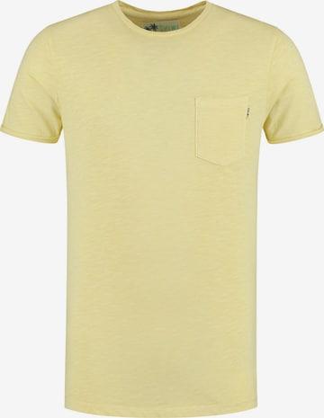 T-Shirt 'Marc' Shiwi en jaune