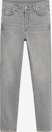 MANGO Jeans 'Gisele' in de kleur Lichtgrijs, Productweergave