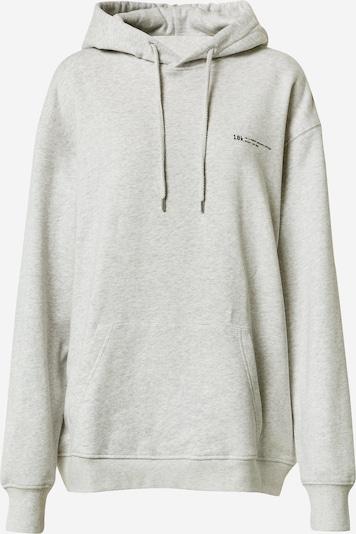 10k Sweatshirt in graumeliert, Produktansicht