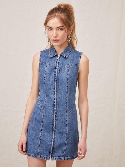 LeGer by Lena Gercke Dress 'Lavina' in Blue denim, View model
