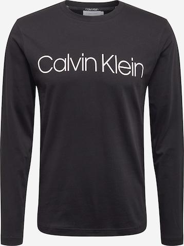T-Shirt Calvin Klein en noir