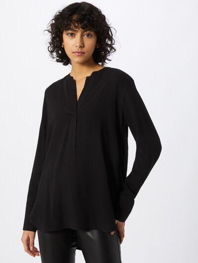 OPUS Bluse 'Farti' in schwarz, Modelansicht