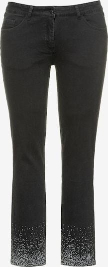 Ulla Popken Jeans 'Sarah' in schwarz, Produktansicht