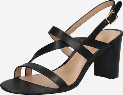 Sandale 'LANETTE' Lauren Ralph Lauren pe negru, Vizualizare produs