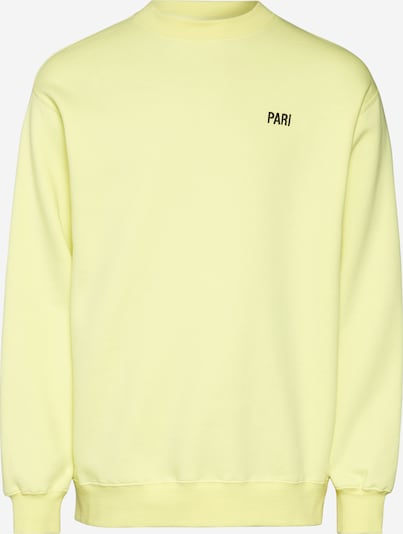 ABOUT YOU X PARI Sweatshirt 'Romy' in gelb, Produktansicht