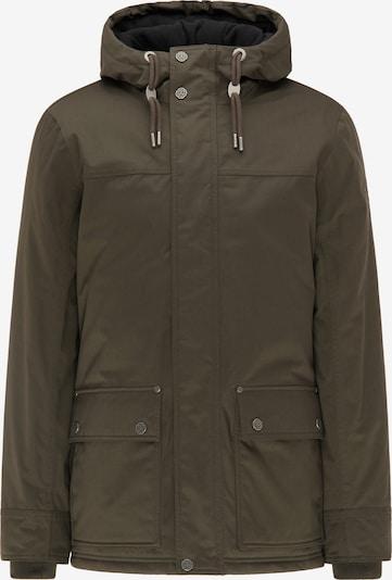 DreiMaster Vintage Winterjas in de kleur Kaki, Productweergave