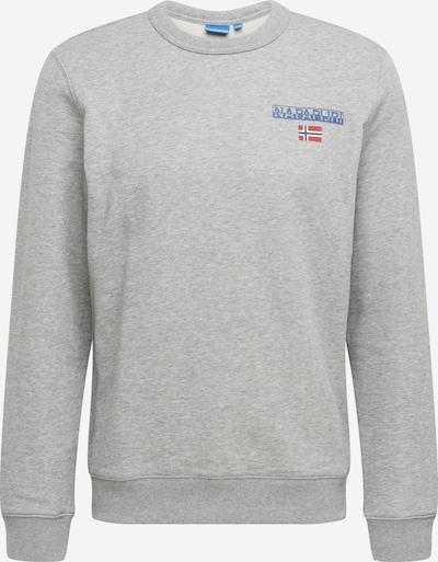 NAPAPIJRI Sweatshirt i grå, Produktvisning