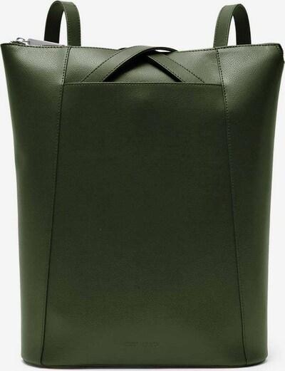 Gretchen Rucksack 'Crocus' in grün, Produktansicht