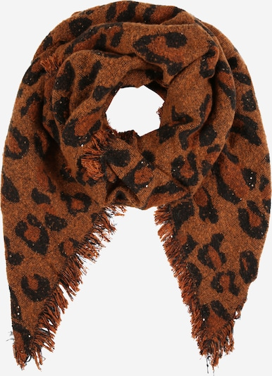 ONLY Scarf 'Sparkling Life' in brown / black, Item view