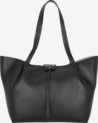PATRIZIA PEPE Shopper 'Borsa' in schwarz, Produktansicht