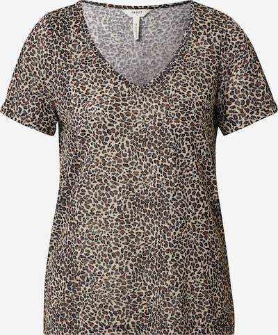 Maglietta 'TESSI' OBJECT di colore crema / camoscio / nero, Visualizzazione prodotti