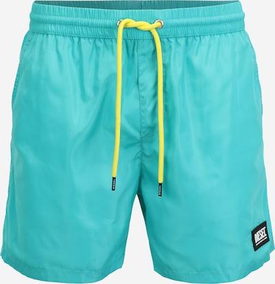 DIESEL Plavecké šortky 'CAYBAY' - vodová / žltá, Produkt
