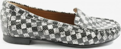 SIOUX Flats & Loafers in 36 in Black / White, Item view