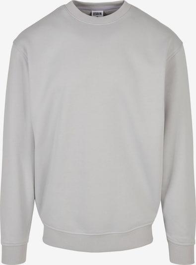 Urban Classics Big & Tall Sweatshirt in hellgrau, Produktansicht