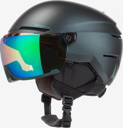 ATOMIC Skihelm 'Savor Visor Stereo' in schwarz, Produktansicht