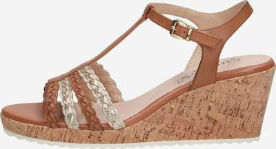 CAPRICE Sandalette in braun, Produktansicht