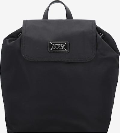 MANDARINA DUCK Rucksack in schwarz, Produktansicht