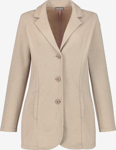 Gina Laura Blazer '791731' in beige, Produktansicht