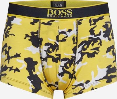 BOSS Casual Boxerky - žlutá / černá / bílá, Produkt