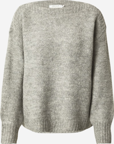 ONLY Sweater 'JAZZIE' in mottled grey, Item view