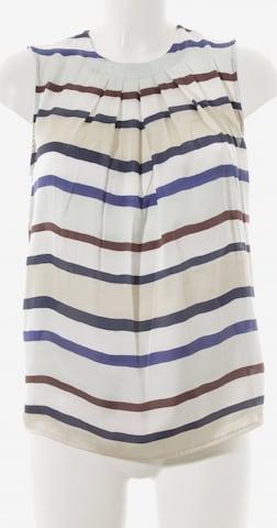 Henry Cotton's ärmellose Bluse in XL in Blau