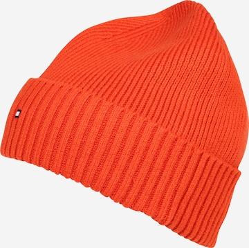 TOMMY HILFIGER Шапка в оранжево