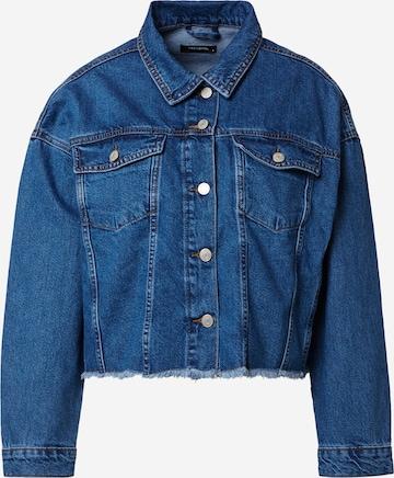 Trendyol Between-Season Jacket in Blue