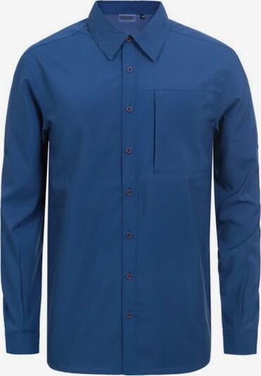 ICEPEAK Hemd ' BEDFORD ' in blau, Produktansicht