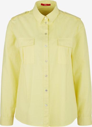 s.Oliver Blúzka - žltá, Produkt