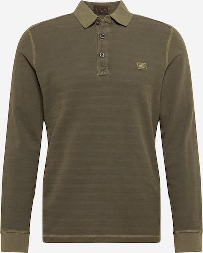 CAMEL ACTIVE Shirt in de kleur Donkergroen, Productweergave