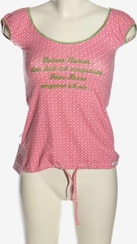 Blutsschwester Top & Shirt in XS in Pink