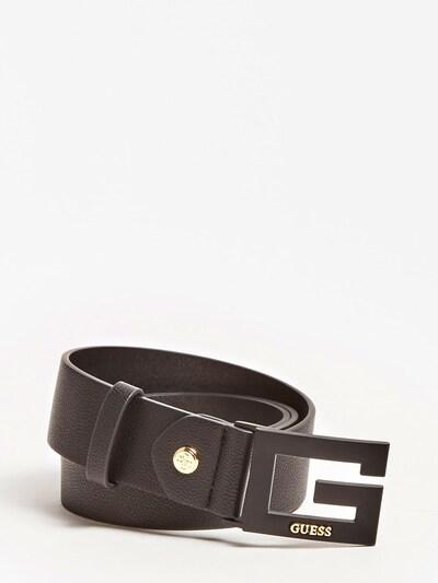 GUESS Gürtel 'Janay' in schwarz, Produktansicht