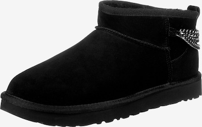 UGG Stiefelette in schwarz, Produktansicht