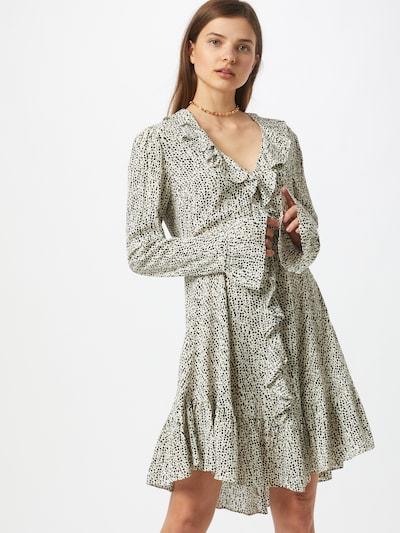 PINKO Kleid 'ASTUTO' in schwarz / weiß, Modelansicht