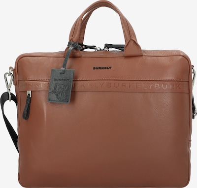 Burkely Document Bag 'Bold Bobby' in Brown, Item view
