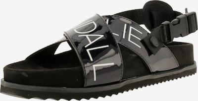 Kendall & Kylie Sandale 'TIAL' in schwarz, Produktansicht